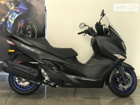 Suzuki Burgman 2020