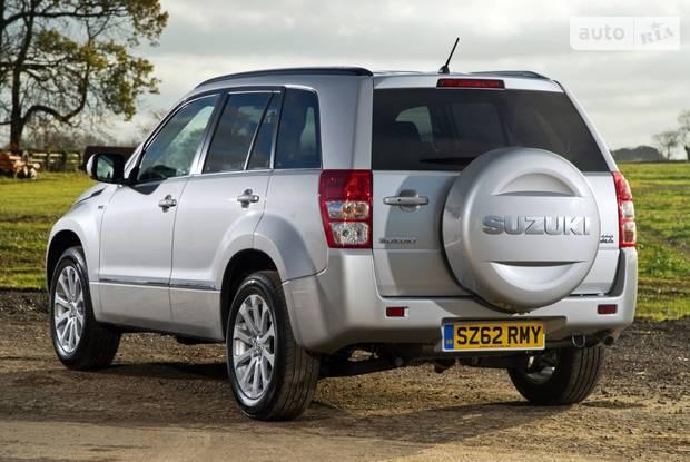Suzuki Grand Vitara JLX-EL