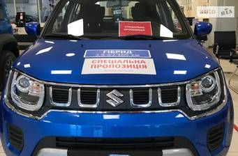 Suzuki Ignis 1.2i Dualjet CVT (83 л.с.) Hybrid 2020