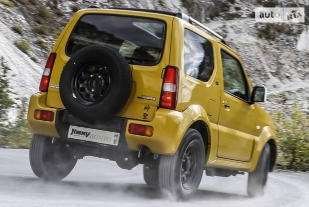 Suzuki Jimny Mode 3