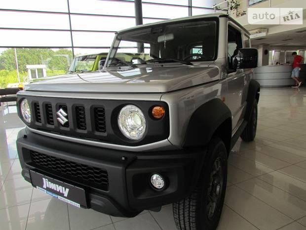Suzuki Jimny GLX