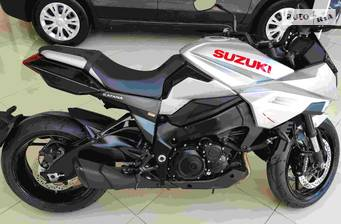 Suzuki Katana 1000 SRQ 2019