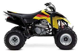 Suzuki QuadSport Z400 LT-Z400 2014