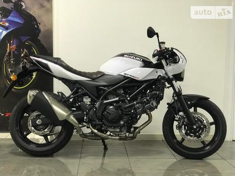 Suzuki SV 2019