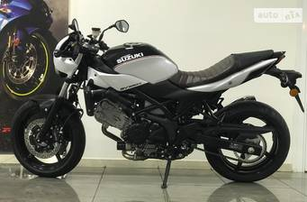 Suzuki SV 2019 Individual