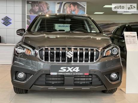 Suzuki SX4 2021