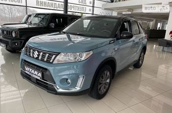 Suzuki Vitara 1.6 AT (117 л.с.) 4WD 2020