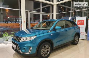 Suzuki Vitara 1.6 AT (117 л.с.) 4WD 2021