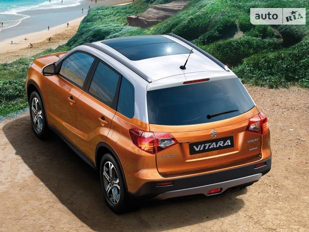 Suzuki Vitara Outdoor GL+