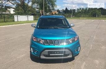 Suzuki Vitara 1.4 АТ (140 л.с.) 2018