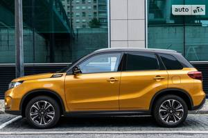 Suzuki Vitara 1.0 Boosterjet AT (112 л.с.) AllGrip GLX 2019