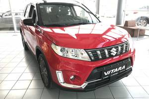 Suzuki Vitara 1.4 Boosterjet AT (140 л.с.) GL+ 2020