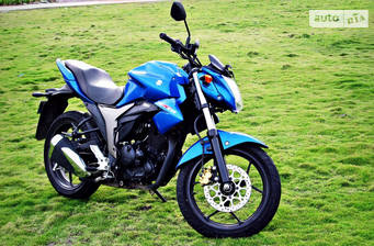 Suzuki Gixxer 155 2018