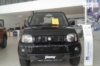 Suzuki Jimny 1.3 АТ (85 л.с.) 2018