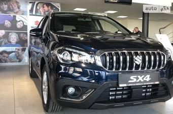 Suzuki SX4 FL 1.4 АT (140 л.с.) 4WD 2018