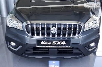 Suzuki SX4 1.6 MT (117 л.с.) 2019