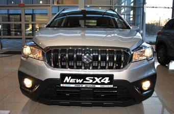 Suzuki SX4 1.6 MT (117 л.с.) 4WD 2020