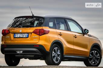 Suzuki Vitara 1.0 Boosterjet AT (112 л.с.) 2019