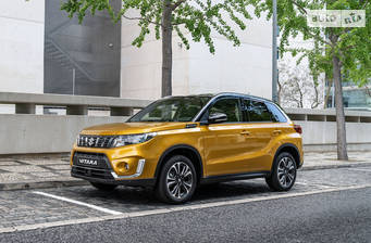 Suzuki Vitara 1.4 Boosterjet AT (140 л.с.) AllGrip 2019
