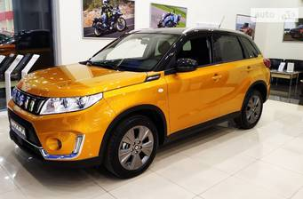 Suzuki Vitara 1.4 Boosterjet AT (140 л.с.) 2019