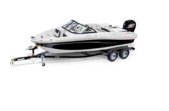 Tahoe 550 TF Outboard 2016