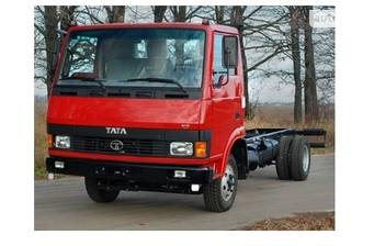 TATA T 713 10 Шасси 2016