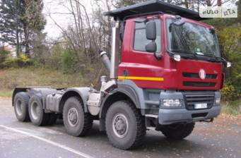 Tatra Phoenix T158 - 8P5N46.261 8х8.2 R 2018