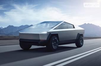 Tesla Cybertruck Tri Motor AWD 200kWh (816 л.с.)  2022