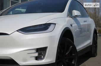Tesla Model X 2021 Ludicrous