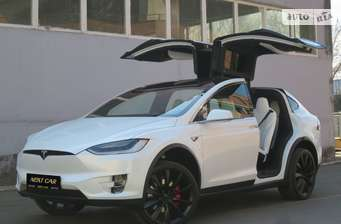 Tesla Model X 2021 в Киев