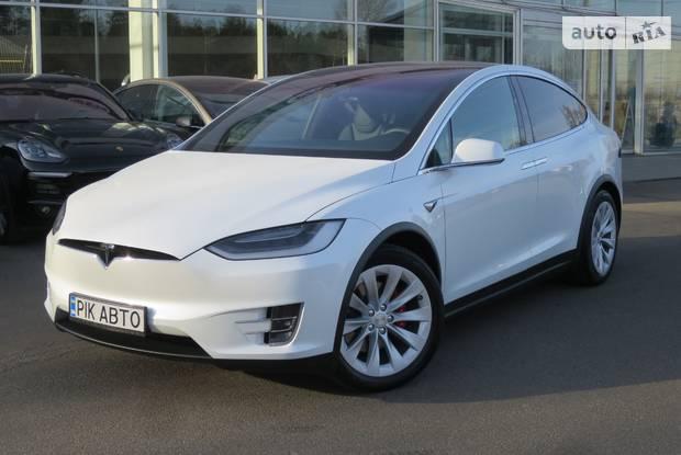 Tesla Model X Ludicrous