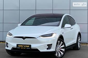 Tesla Model X P 100D (770 л.с.) 2021