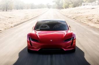 Tesla Roadster 2022