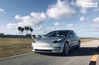 Tesla Model 3 Long Range 75D (365 л.с.) 2019
