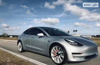 Tesla Model 3 Long Range 75D (365 л.с.) 2019