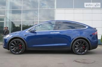 Tesla Model X 2020 Ludicrous