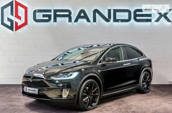 Tesla Model X P 100D (770 л.с.) 2019