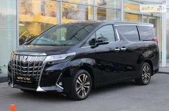 Toyota Alphard 2021 в Киев