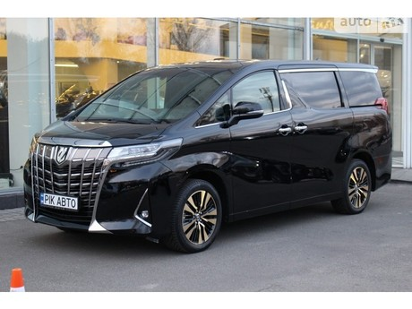 Toyota Alphard 2021