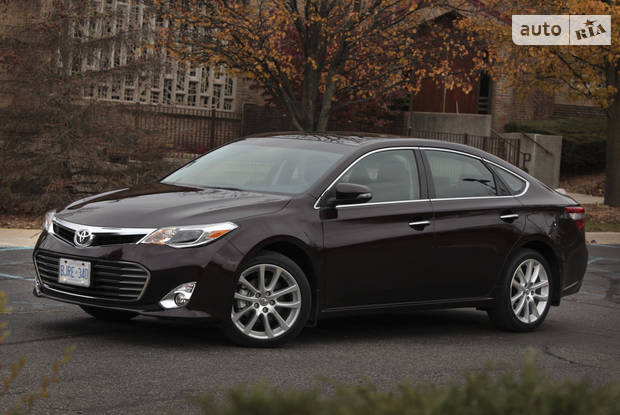 Toyota Avalon Touring hybrid