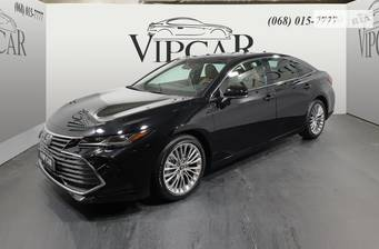 Toyota Avalon 3.5 AT (268 л.с.) 2020