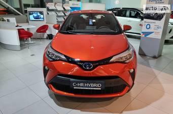 Toyota C-HR 1.8 Hybrid e-CVT (122 л.с.) 2020