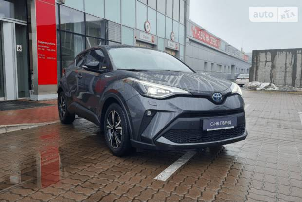 Toyota C-HR Premium