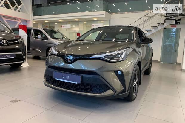 Toyota C-HR Lounge