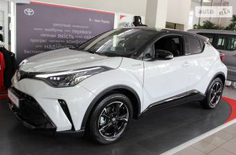 Toyota C-HR 2.0 Hybrid e-CVT (184 л.с.) 2021