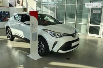 Toyota C-HR 1.2 D-4T Multidrive S (116 л.с.) 2021