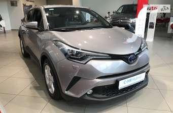Toyota C-HR 1.8 AT (122 л.с.) Hybrid Premium 2018