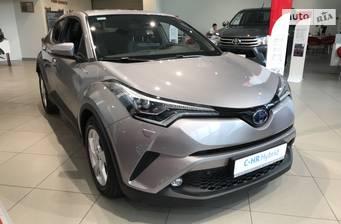 Toyota C-HR 1.8 AT (122 л.с.) Hybrid 2018