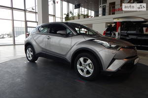 Toyota C-HR 1.8 E-CVT (122 л.с.) Hybrid Active 2019