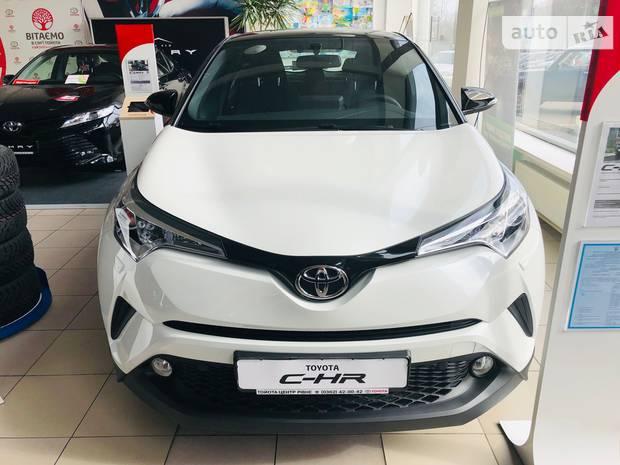 Toyota C-HR Style +